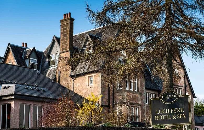 Crerar Loch Fyne Hotel & Spa - Hotel - 12