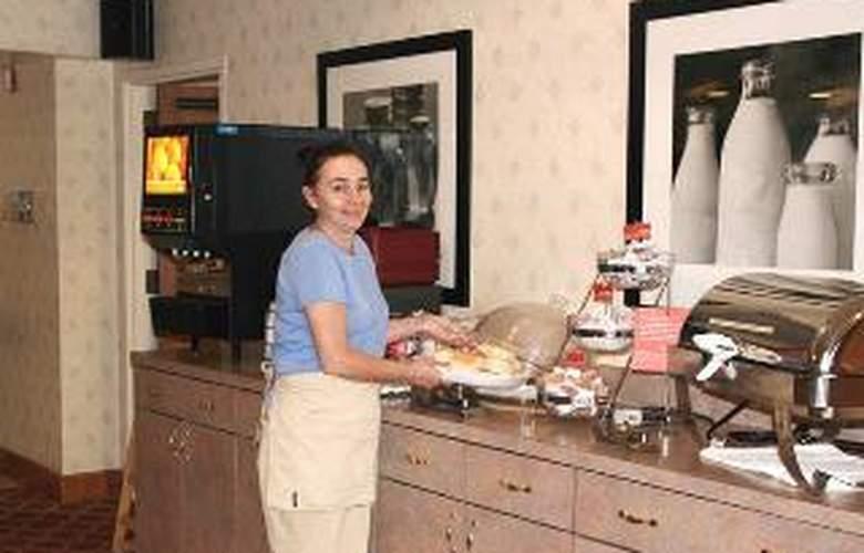 Hampton Inn Corning - Restaurant - 6