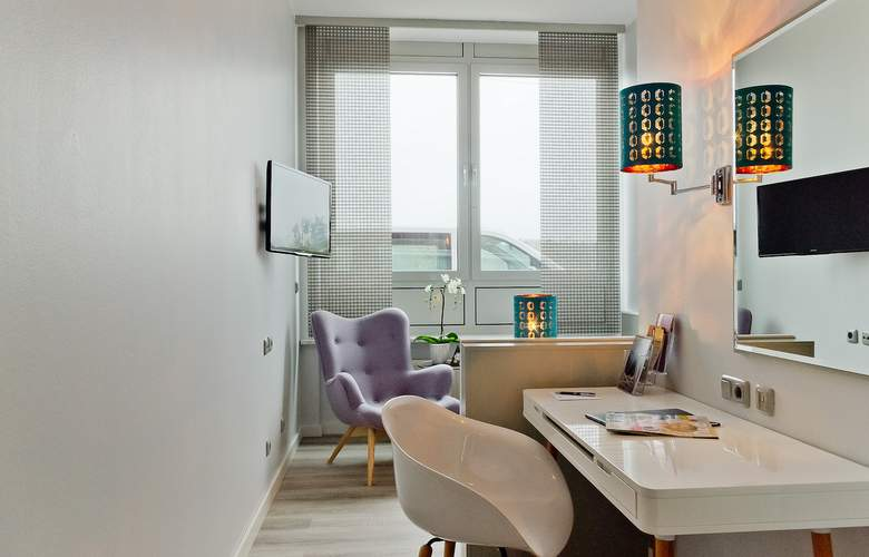 Arthotel Ana Munich Messe - Room - 10