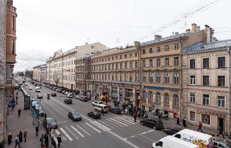 Allegro Moskovsky - Hotel - 0