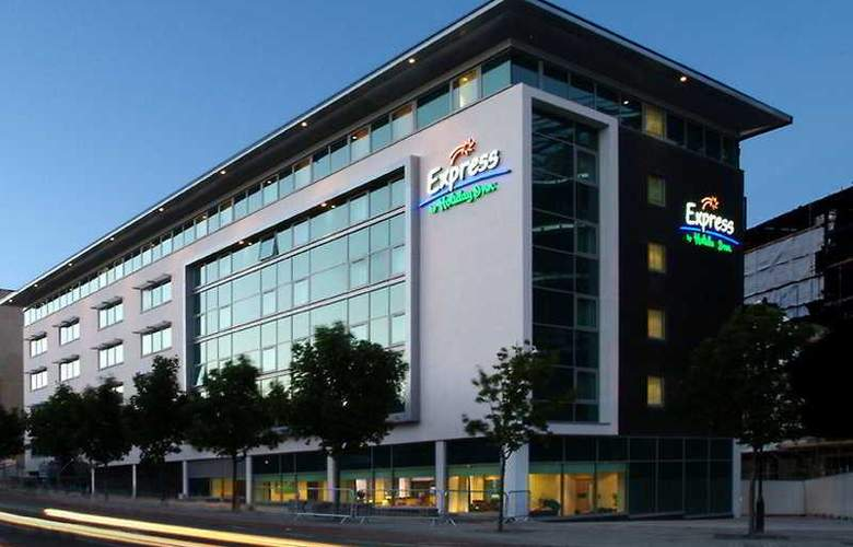 Holiday Inn Express Newcastle City Centre - Hotel - 0