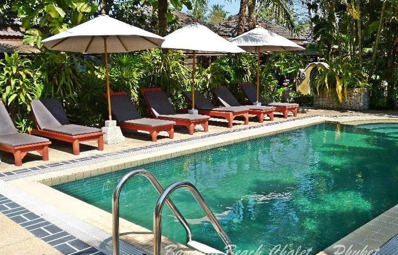 Bangtao Beach Chalet Phuket - Pool - 52