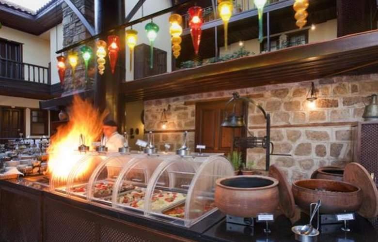 Alp Pasa Hotel - Restaurant - 59