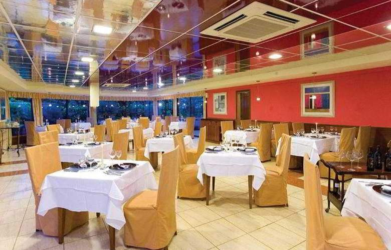 Diamante Suites - Restaurant - 8
