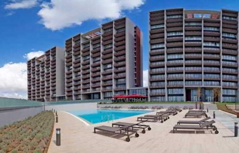 Republika Buyukcekmece Aparts - Hotel - 5