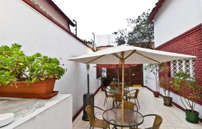 B&B Miraflores Wasi Independencia - Terrace - 8