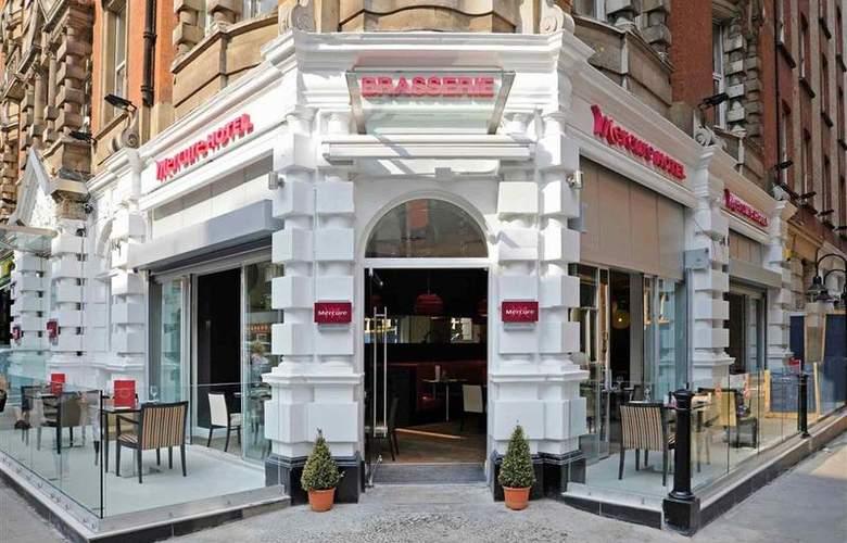 Mercure London Bloomsbury - Hotel - 36