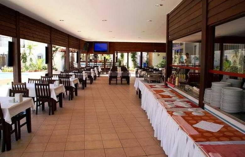 Club Paloma Apart - Restaurant - 8