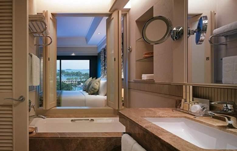 Shangri-la's Rasa Sentosa Resort - Room - 9