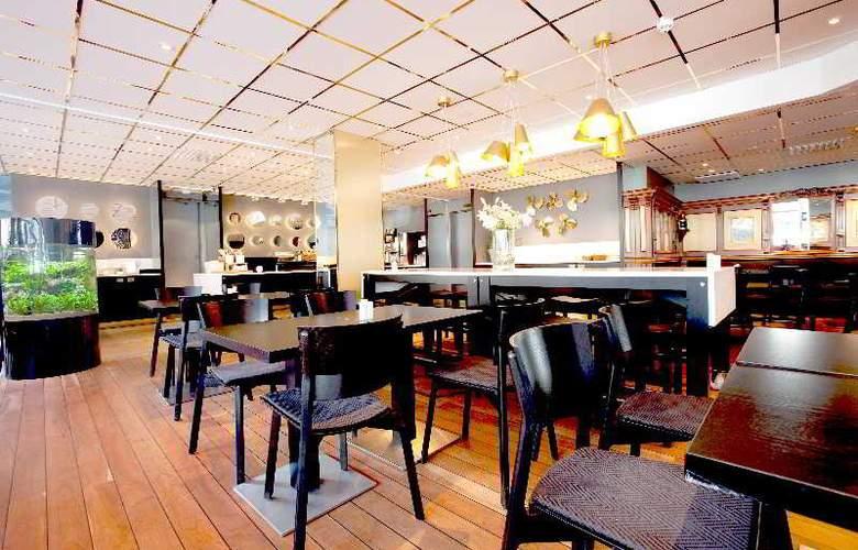 Scandic Sjofartshotellet Stockholm - Restaurant - 5