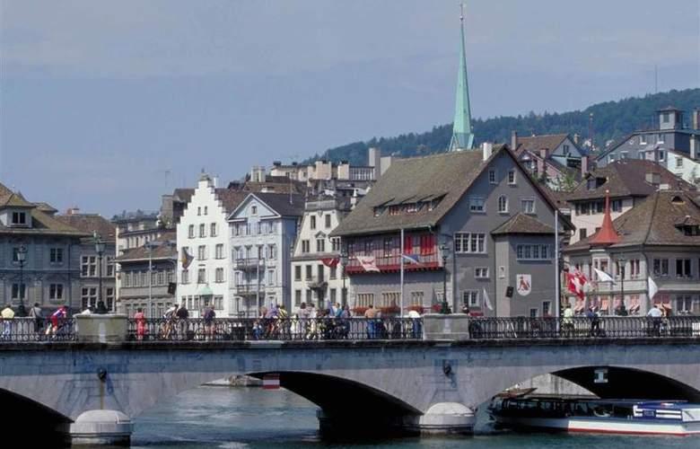 Novotel Zurich Airport Messe - Hotel - 20
