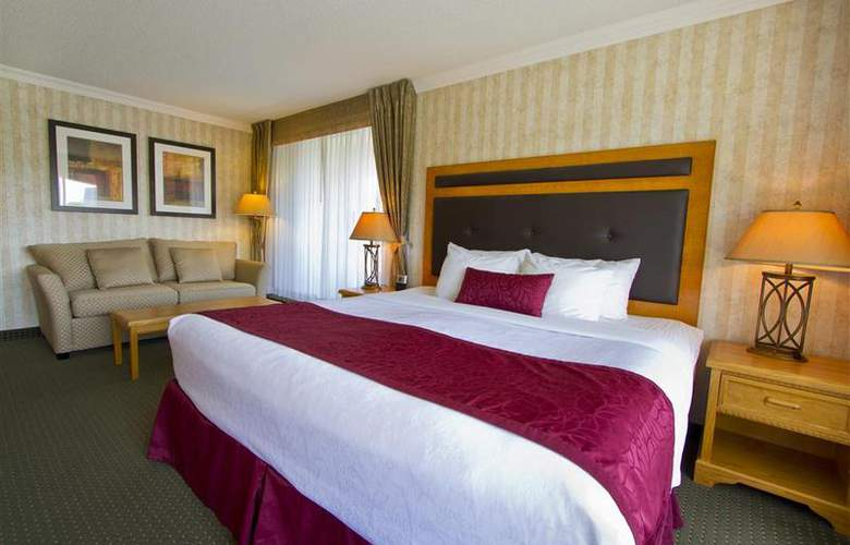 Best Western Plus Inner Harbour - Room - 144