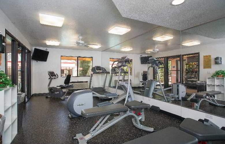 Holiday Inn Express Sedona Oak Creek - Sport - 15