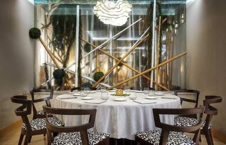 Silken Ramblas - Restaurant - 17