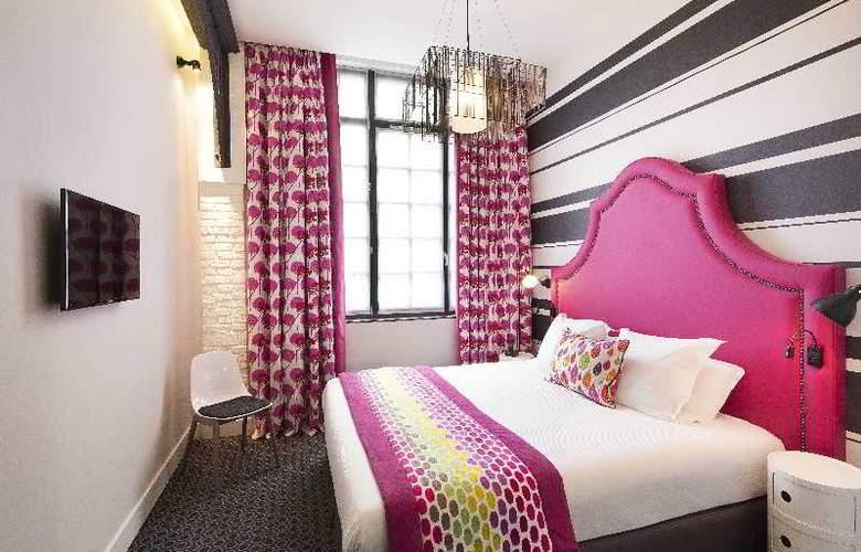 Fabric Hotel - Room - 10