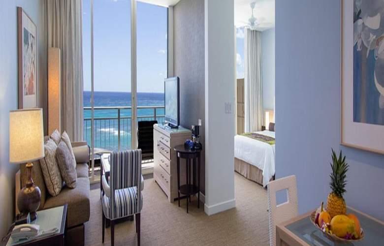 New Otani Kaimana Beach - Room - 11