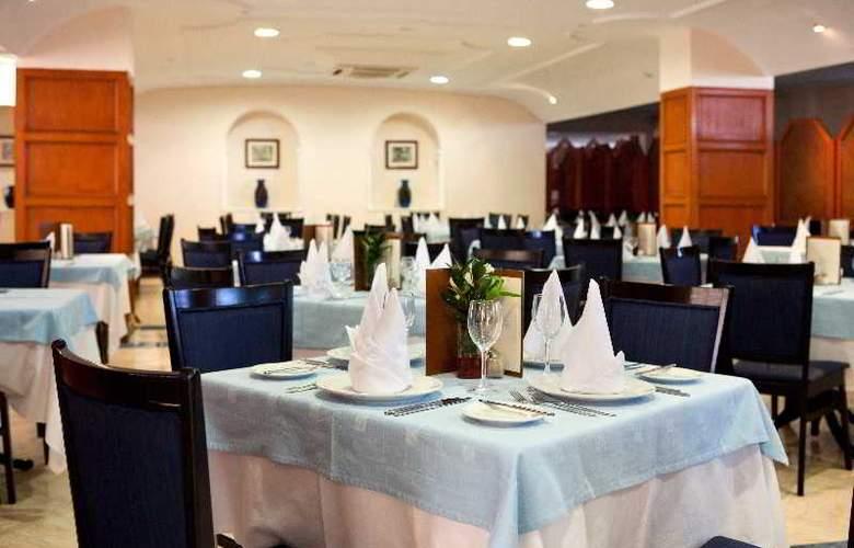 Blue Sea Lagos de Cesar - Restaurant - 16