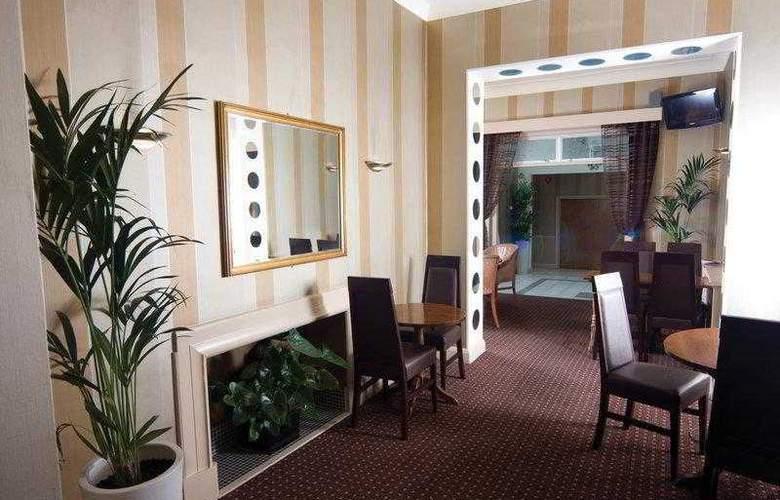Best Western Cumberland - Hotel - 86