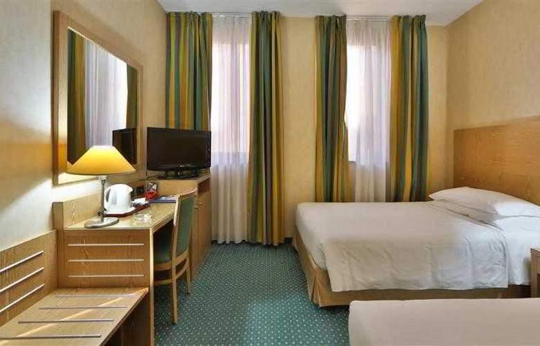 Best Western Cavalieri della Corona - Hotel - 12