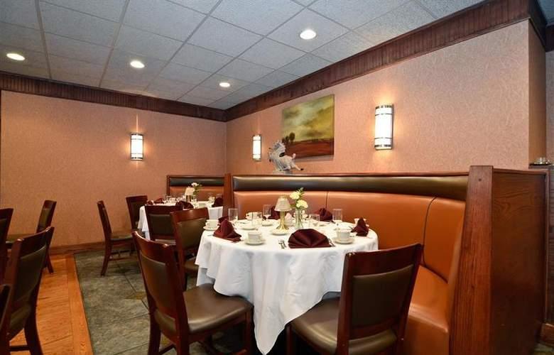 Best Western Plus Concordville Hotel - Restaurant - 111