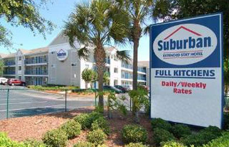 Suburban Extended Stay Hotel Orlando North - General - 1
