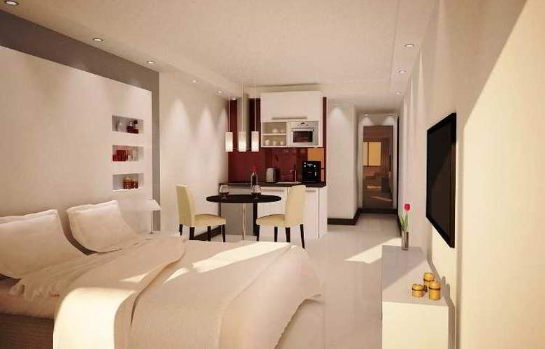 Gema Luxury Suites - Room - 9