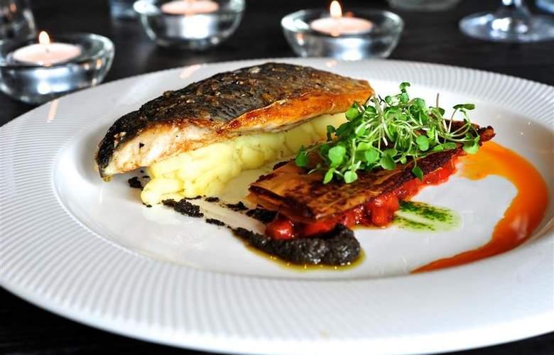 Best Western Glendower - Restaurant - 146