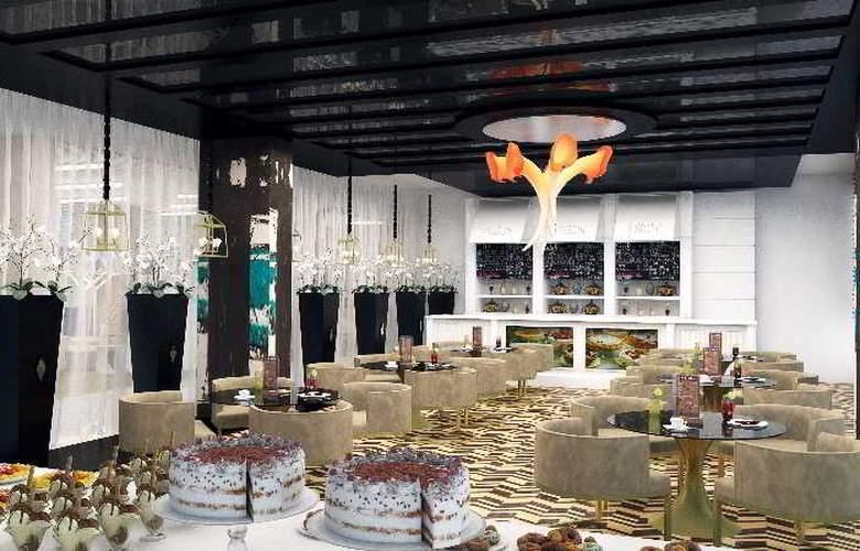Sirius Deluxe Hotel - Restaurant - 2