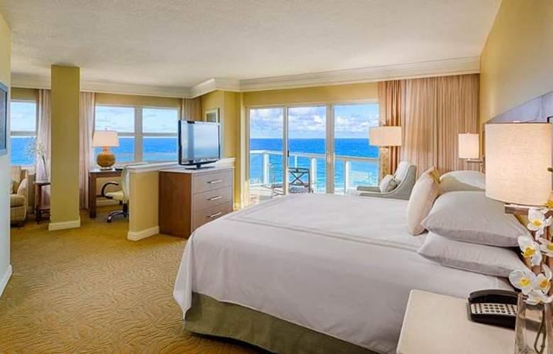 Fort Lauderdale Marriott Pompano Beach Resort & Spa - Hotel - 11