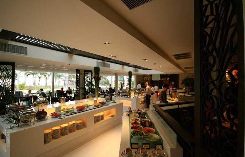 Siam Bayshore Resort - Restaurant - 19
