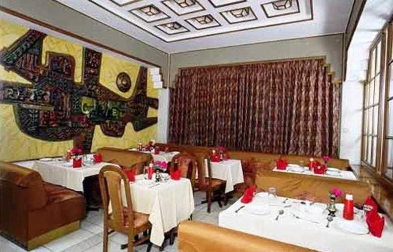 Garden Hotel Mumbai - Restaurant - 7