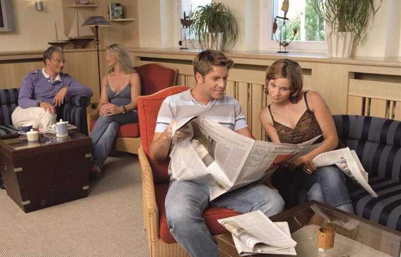Best Western Hanse Hotel Warnemuende - Hotel - 37