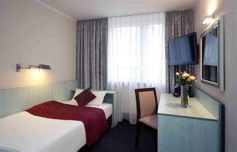 Mercure Frankfurt City Messe - Hotel - 10