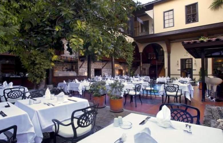 Alp Pasa Hotel - Restaurant - 55