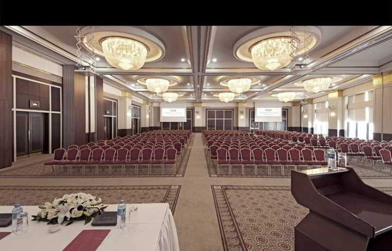 Crowne Plaza Istanbul Asia - Conference - 3