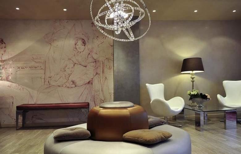 Mercure Paris Bastille Marais - Hotel - 36