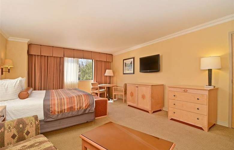 Best Western Premier Grand Canyon Squire Inn - Room - 123