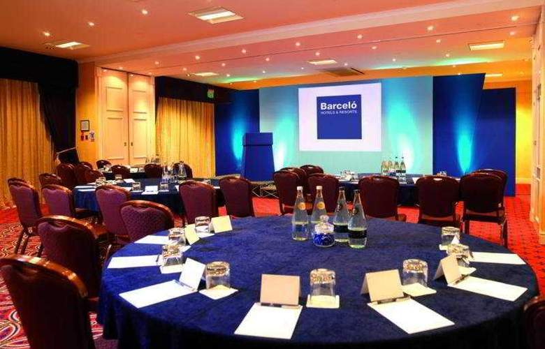 Cheltenham Park Hotel - The Hotel Collection - Conference - 3
