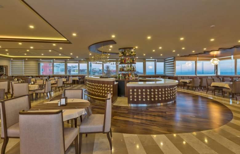 Bekdas Hotel Deluxe - Restaurant - 94