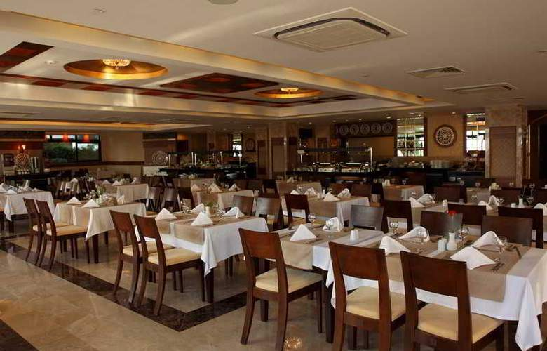 Antalya Hotel - Restaurant - 9