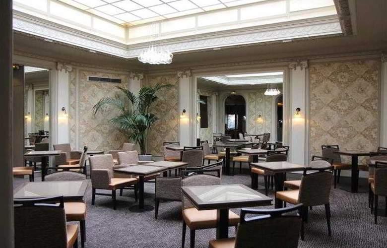 Best Western Hôtel Littéraire Premier Le Swann - Hotel - 83