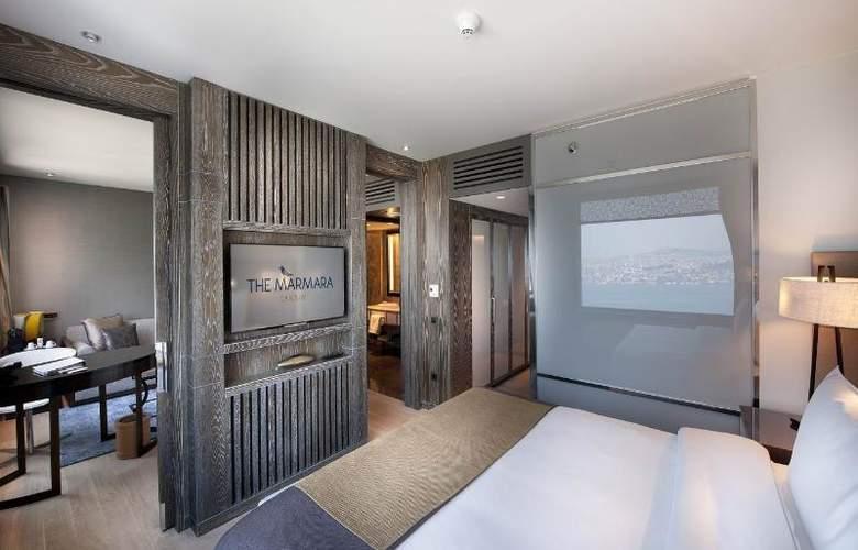 The Marmara Taksim - Istanbul - Room - 12