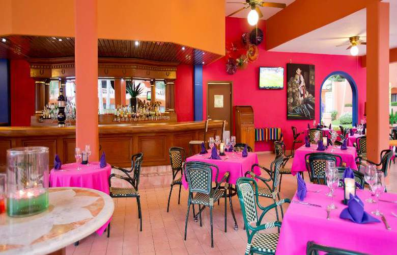 Villa del Palmar Beach Resort & SPA - Restaurant - 17