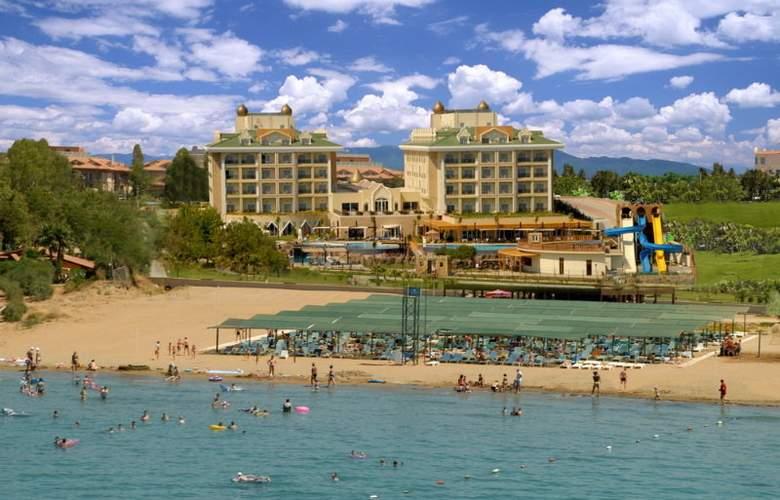 Adalya Resort Spa Hotel - Beach - 9