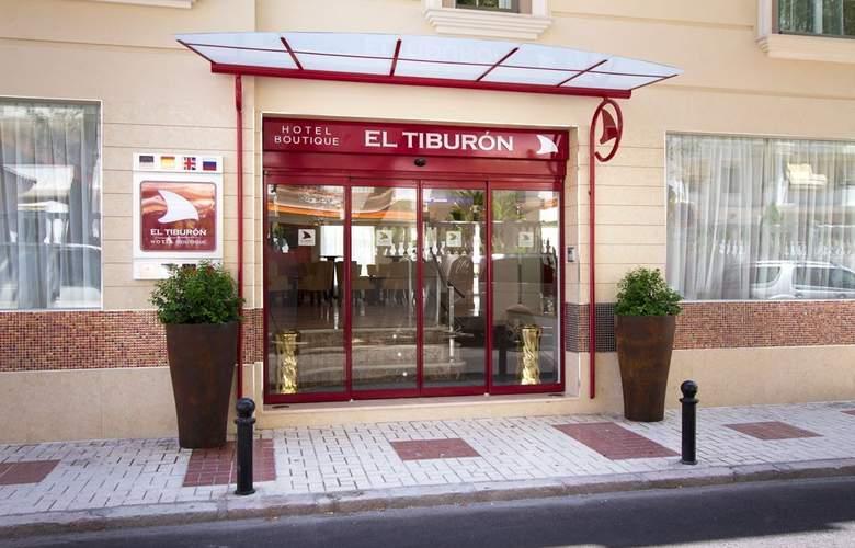 El Tiburón Hotel Boutique & Spa - Hotel - 8