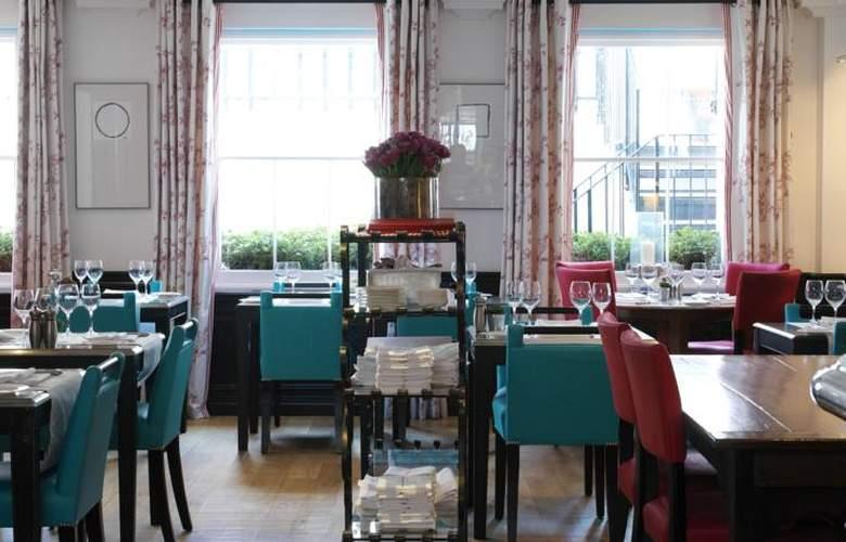 The Pelham - Restaurant - 6