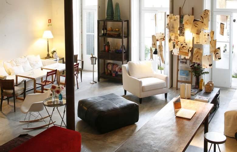 Casa Das Janelas Com Vista - Room - 6