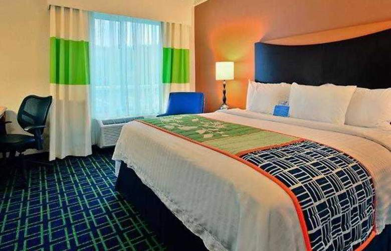 Fairfield Inn & Suites Harrisburg New - Hotel - 5