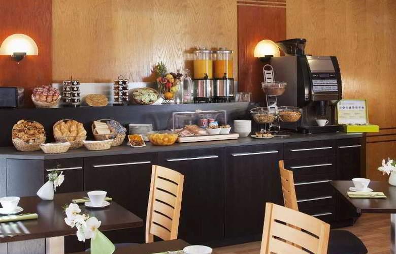 Escale Oceania Vannes - Restaurant - 4