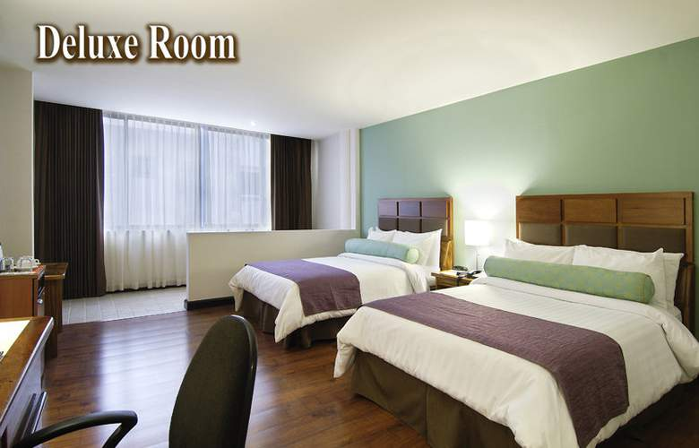 Balmoral - Room - 9